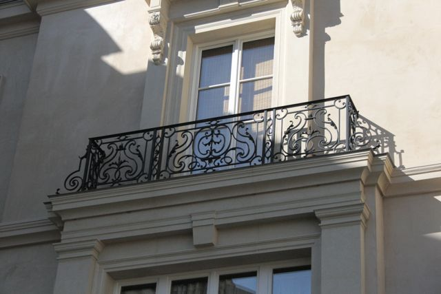 French balcony gallery for What is a french balcony